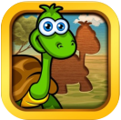 educational apps cute fun animal puzzles app icon