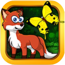 educational apps kids puzzles fox icon small