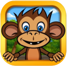 preschool zoo games puzzle icon