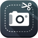 cut paste app icon small editing apps