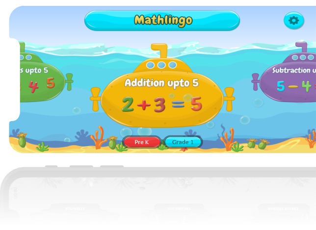 about mafooly featuring mathlingo submarine simple math equations