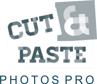 cut and paste photo pro app icon sen on a transparent background